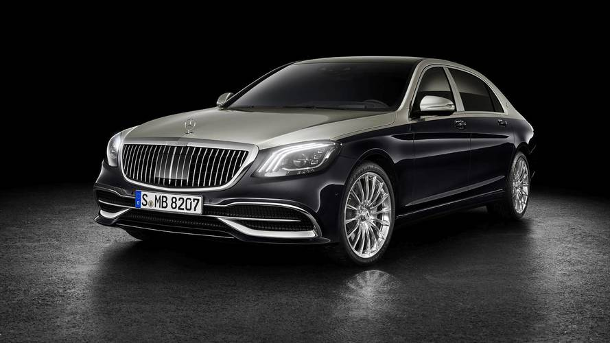 2019 Mercedes-Maybach S-Class Refreshed With Even More Luxury