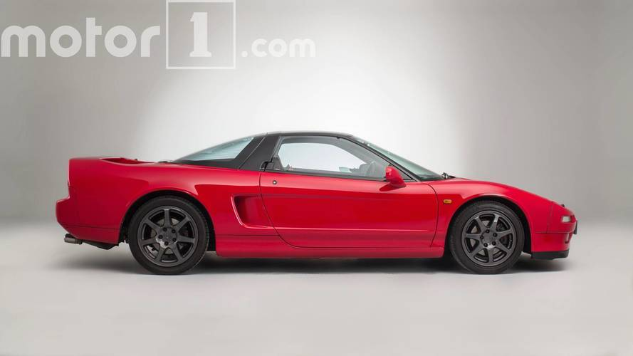 Motor1.com Legends: 1990 Honda NSX