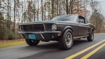 Ford Mustang Bullitt 1968: el coche original de la película