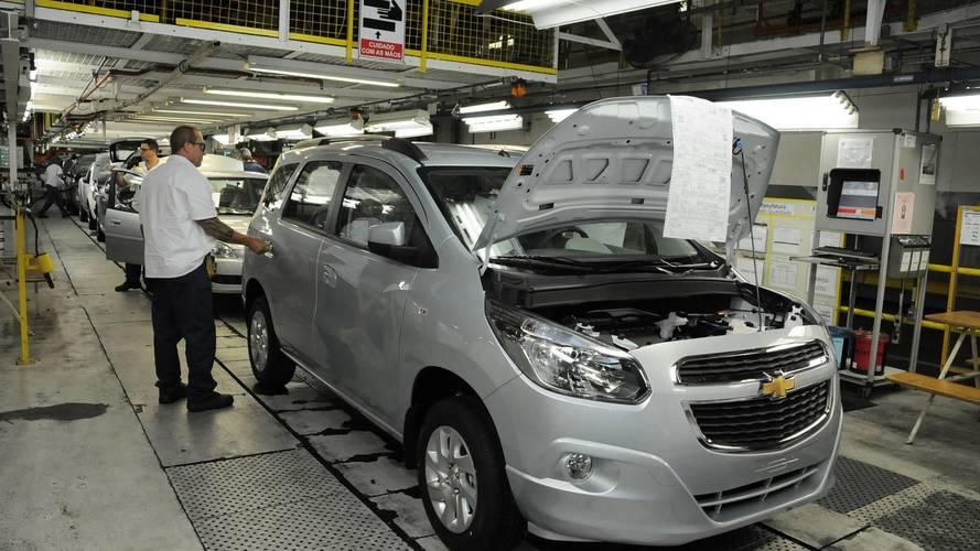 GM investe R$ 1,2 bilhão para produzir novos carros em São Caetano