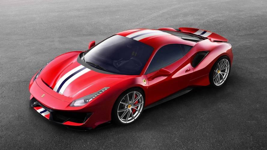 Ferrari 488 Pista resmi olarak tanıtıldı