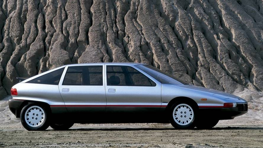1980 Lancia Medusa: Concept We Forgot