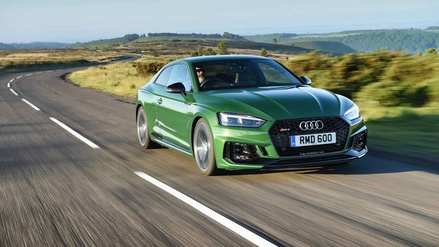 2018 Audi RS5 review: Big numbers, little fun