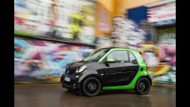 Nuova smart ED, la gamma ora ha più CV e autonomia