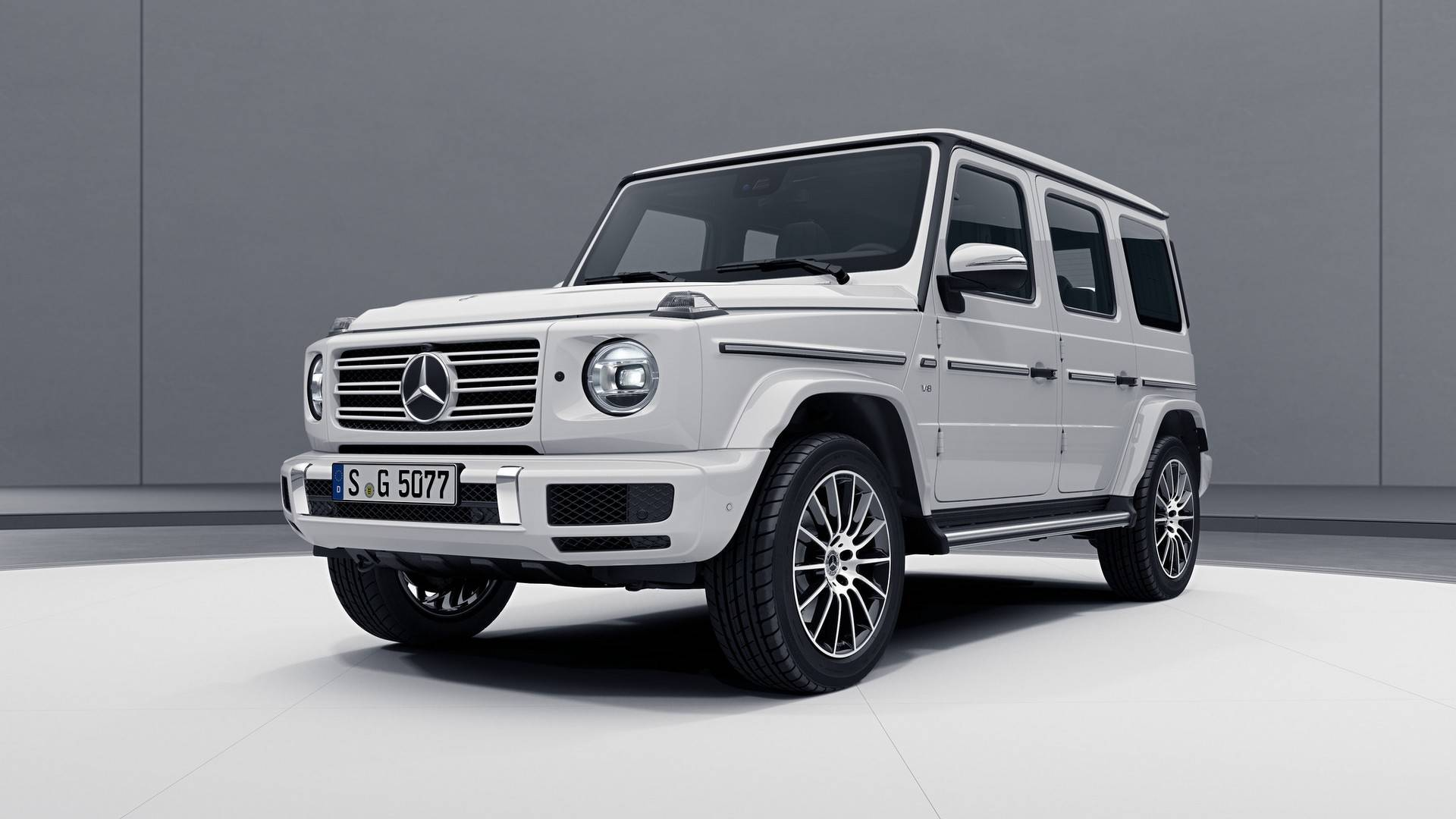 2019 mercedes benz g class just as rugged. Black Bedroom Furniture Sets. Home Design Ideas