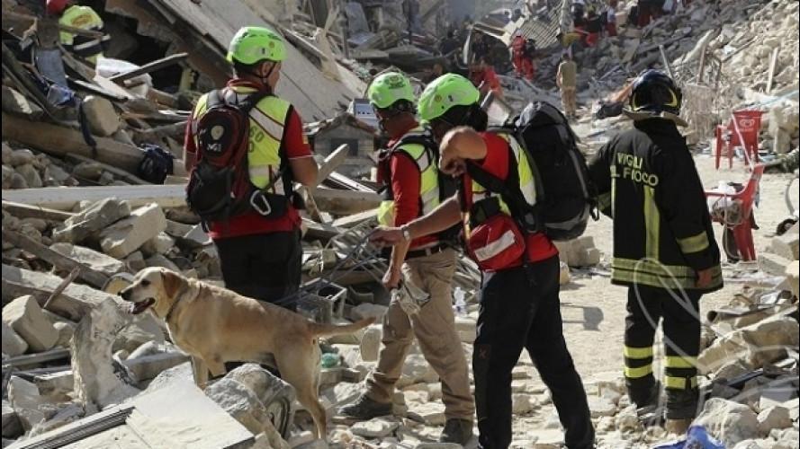 Terremoto Centro Italia, come fare una donazione