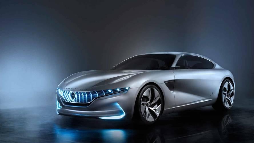 Genève 2018 - Pininfarina dévoile le concept HK GT