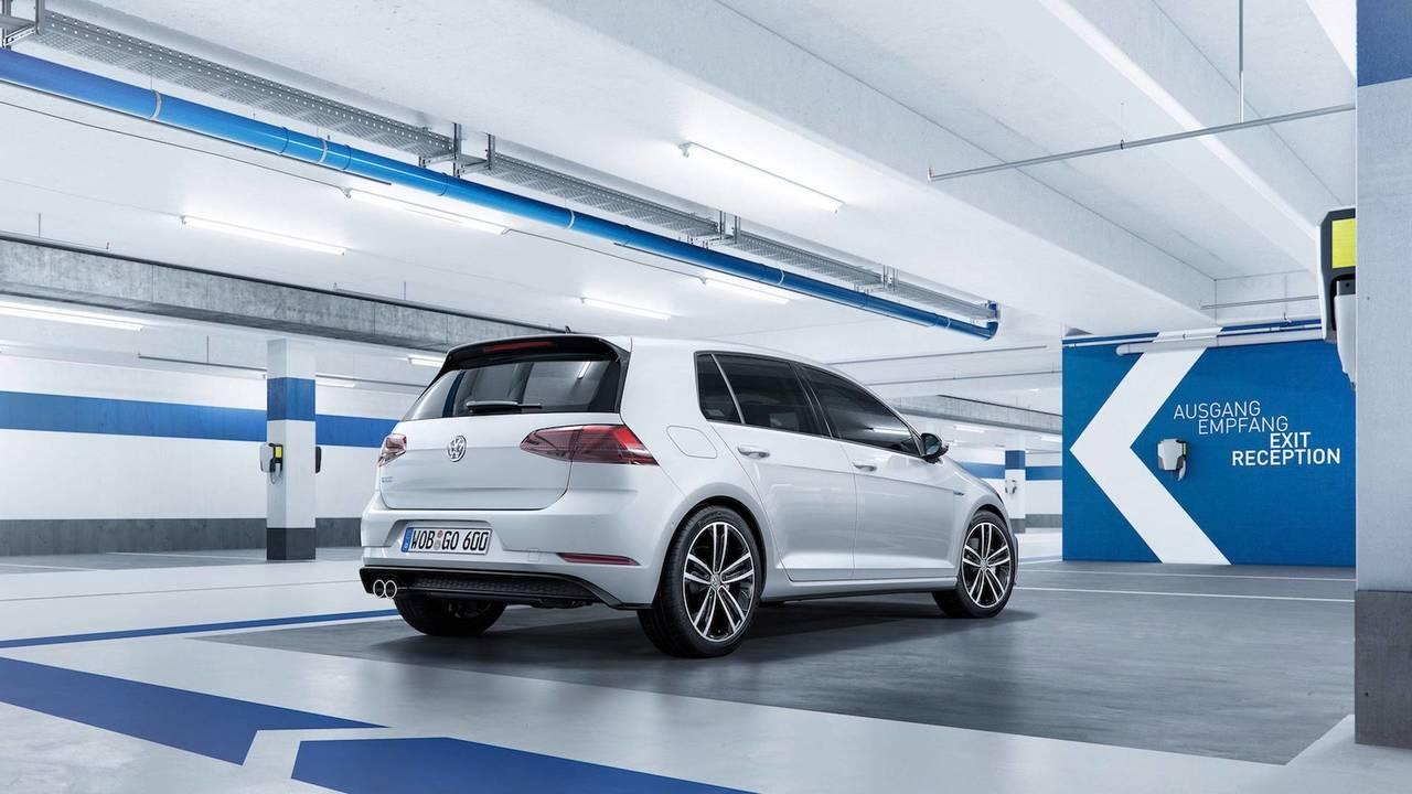 Híbridos: Volkswagen Golf GTE
