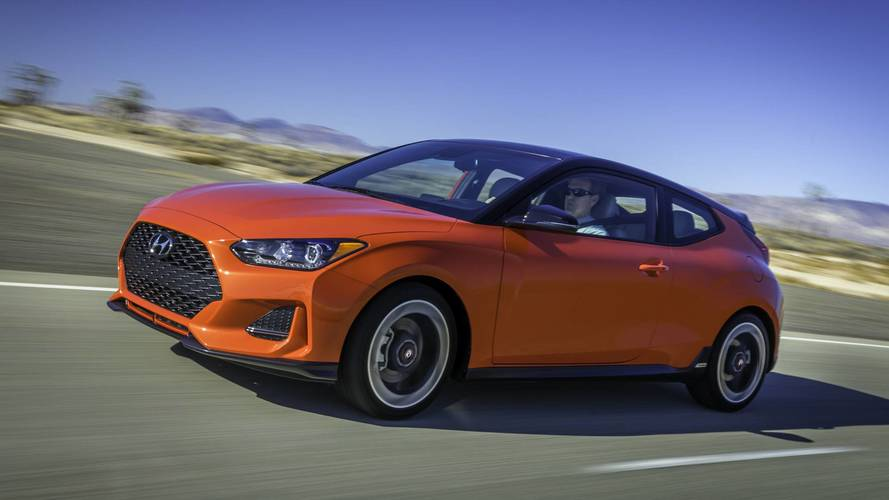 2019 Hyundai Veloster Gets A Racy Redesign