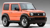 Render Suzuki Jimny