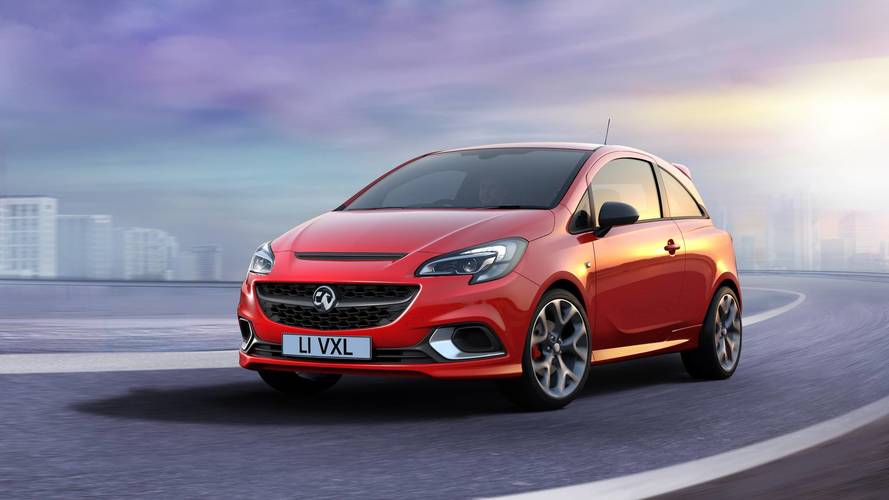 Vauxhall announces Corsa GSi model coming later in 2018