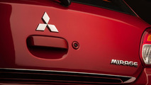 2014 Mitsubishi Mirage US-spec 28.3.2013