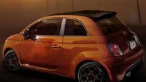 Fiat 500 Cattiva concept