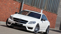 Mercedes CL 63 AMG by Unicate 04.12.2012