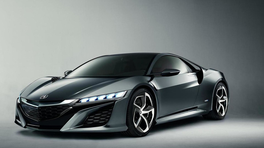 Acura NSX inches closer to production, company announces a new Performance Manufacturing Center