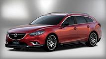 Mazda ATENZA Wagon Grand Touring 2013 26.12.2012