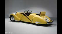Bugatti Type 57 Grand Raid Roadster