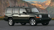 Jeep Commander Overland