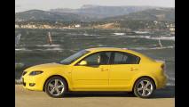 Neue Mazda-3-Limousine