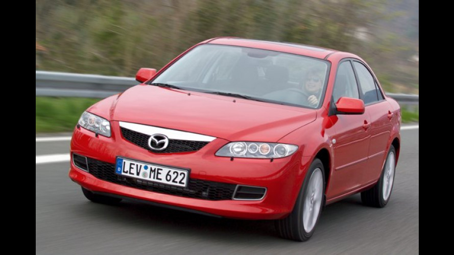 Preiserhöhung: Mazda 6 wird um 1,8 Prozent teurer