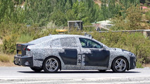 2019 Ford Focus Sedan spy photo