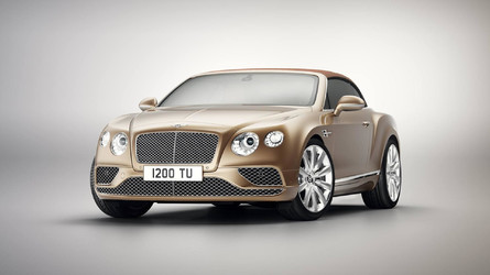 Bentley Continental GT Timeless Series Is A Homage To Itself