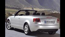 Offen-Audi aufgefrischt