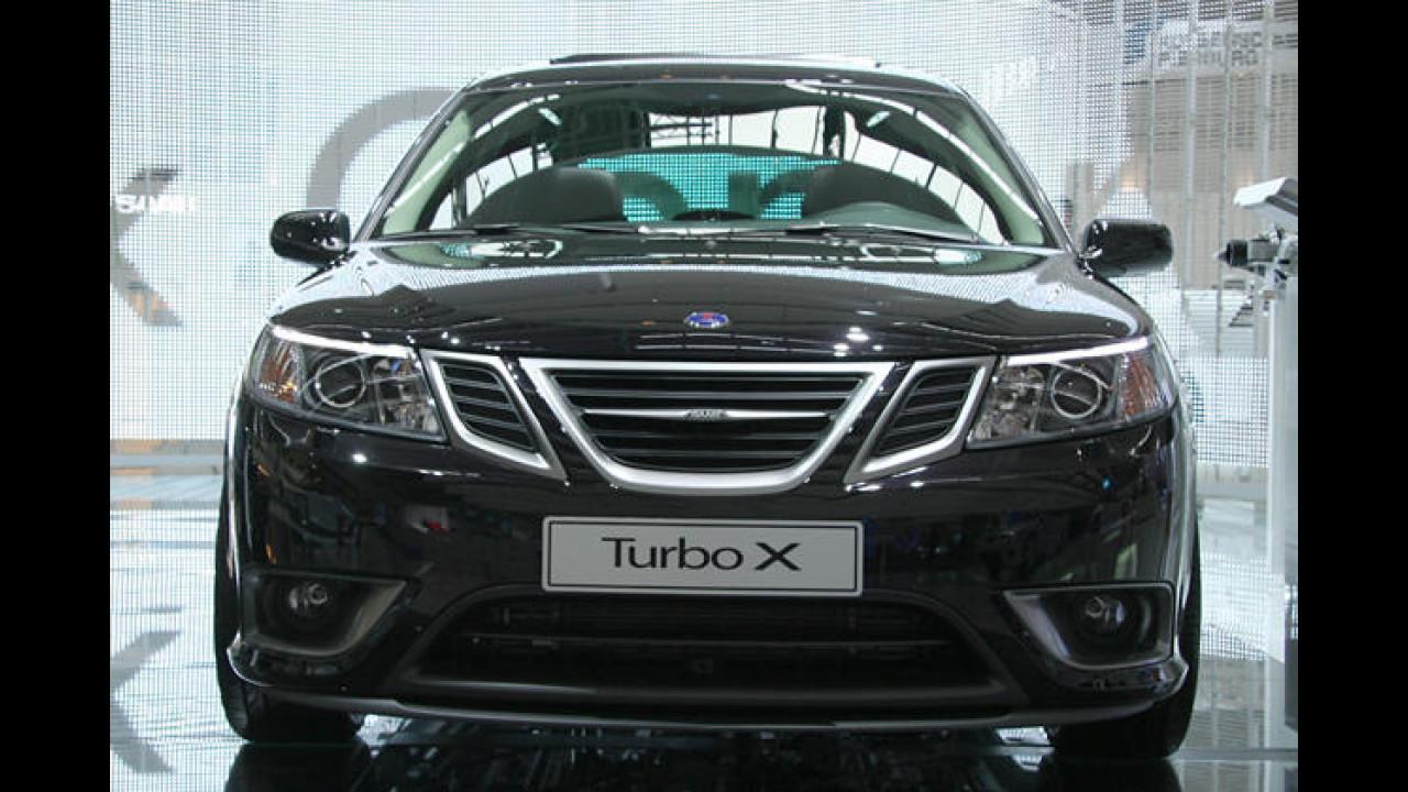Das Sondermodell Saab Turbo X erinnert an die ruhmreiche Saab-Turbo-Geschichte