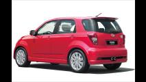 Mini-SUV im Power-Dress