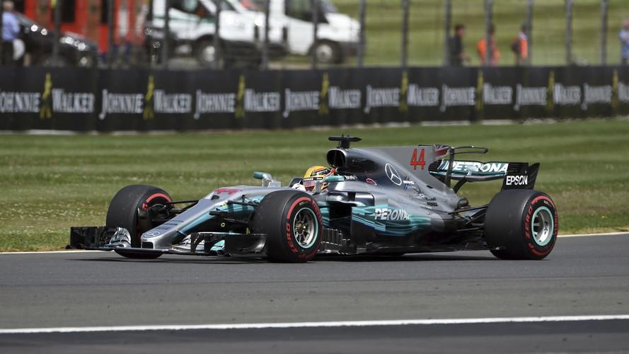 F1 - Lewis Hamilton domina corrida na Inglaterra com drama pra Vettel