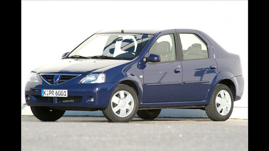 Borats Traum-Dacia: Luxus-Logan 1.6 16V Prestige im Test
