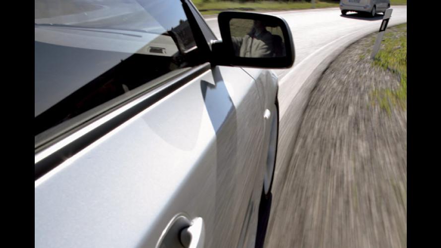 Spurhaltesysteme: Im Prinzip gut, aber verbesserungsfähig