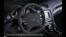 Mercedes SL 65 AMG White Angel da Inden Design tem 680cv de potência