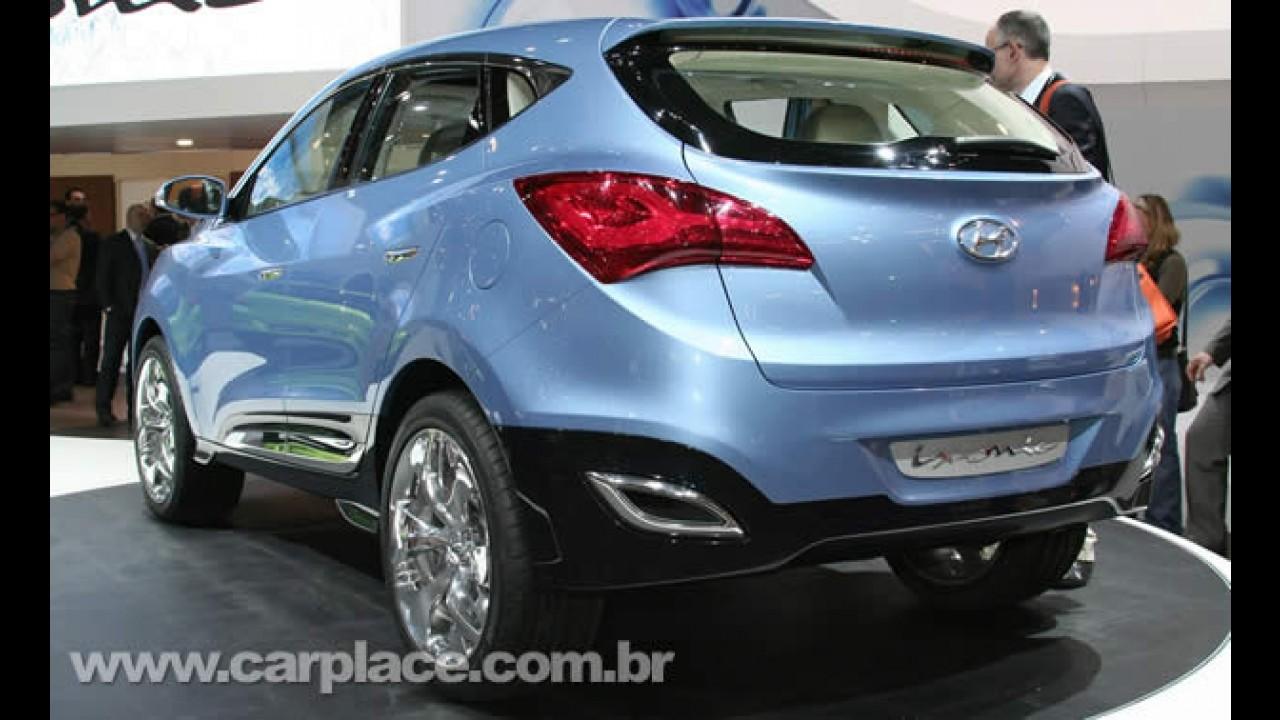 Hyundai Tucson fabricado no Brasil pode chegar em setembro - Nova geração virá importada