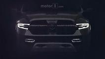 Next-gen Ram 1500 spotted in leaked dealer presentation