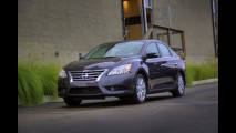 Nissan Sentra 2013: Conheça a nova geração do sedã com fotos em alta resolução