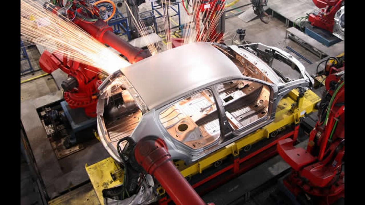 Preços dos carros novos podem subir em abril