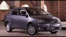 Sedãs compactos: Cobalt dispara e Etios Sedan respira em abril