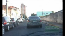 Novo Civic 2013 é flagrado no interior de São Paulo - Modelo chega em fevereiro de 2012