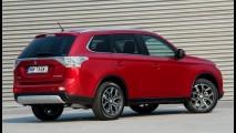 Mitsubishi retoca visual do Outlander, mas faz mudanças sutis