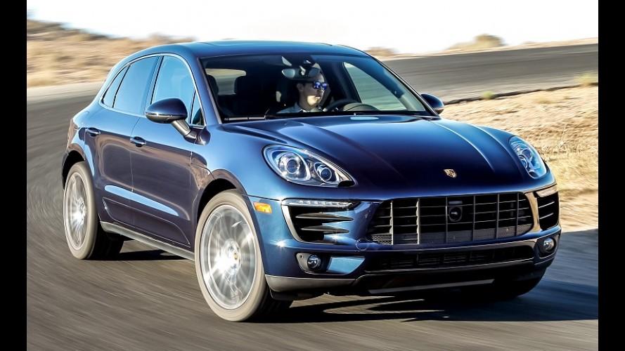 Mina de ouro da Porsche, Macan tem fila de espera de seis meses nos EUA