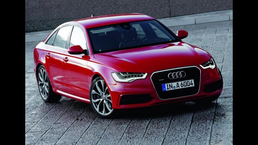 Audi bate recorde de lucro e vendas no primeiro quadrimestre de 2011