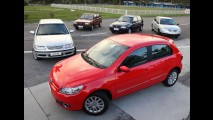 VW Gol: 27 anos de liderança e 7,5 milhões de unidades produzidas - veja galeria