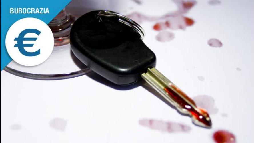 Alcol e omicidio stradale, quando scatta il nuovo reato