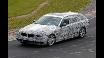 BMW Serie 5 Touring, la prossima sarà