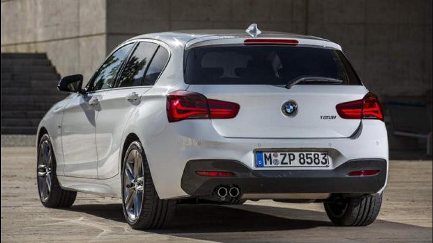 BMW Serie 1, quella nuova non ci sta