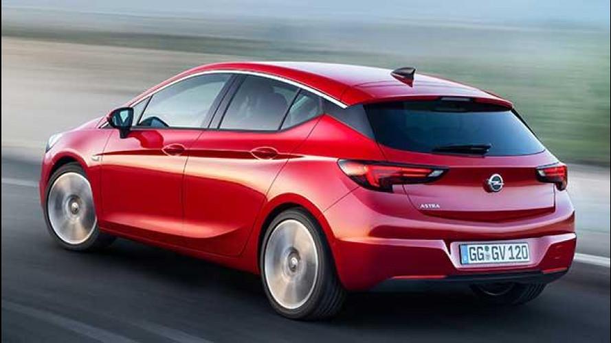 Opel dichiarerà consumi più vicini alla realtà