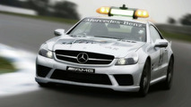 Mercedes-Benz AMG F1 Pace and Medical cars