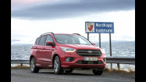 Ford Kuga restyling, più grintosa e connessa [VIDEO]
