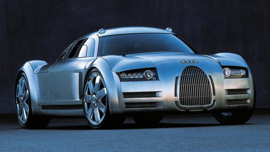 Unuttuğumuz Konseptler: 2000 Audi Rosemeyer